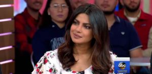 Priyanka Chopra appears on Good Morning America