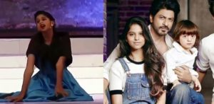 SRK's Daughter Suhana Acting in Video Goes Viral