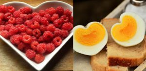 5 Ideas for Heart Shaped Foods on Valentine's Day