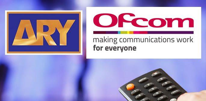 Ofcom revokes ARY Network from UK