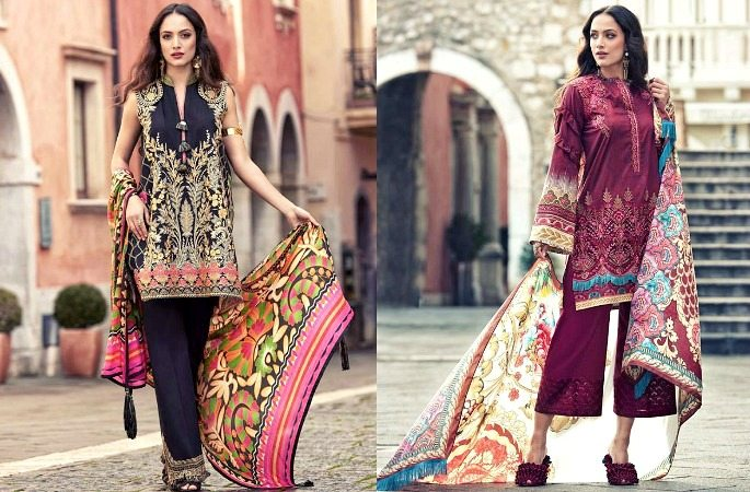 5 Must-Buy Lawn Collections for Summer Fashion