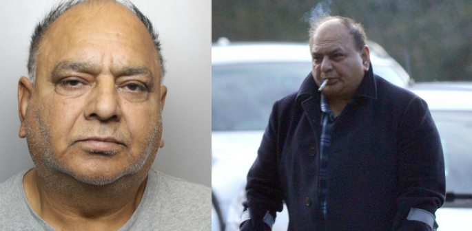 64 year-old Sex Groomer jailed for Raping Girl aged 13
