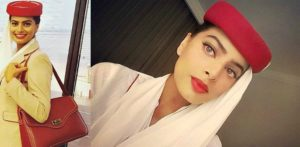 Air Hostess Nadia Patel talks Travel, Makeup and Career