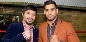 Amir Khan and Manny Pacquiao Super Fight is Off