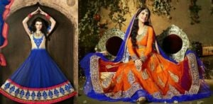Long Anarkali outfits Enchantingly Beautiful