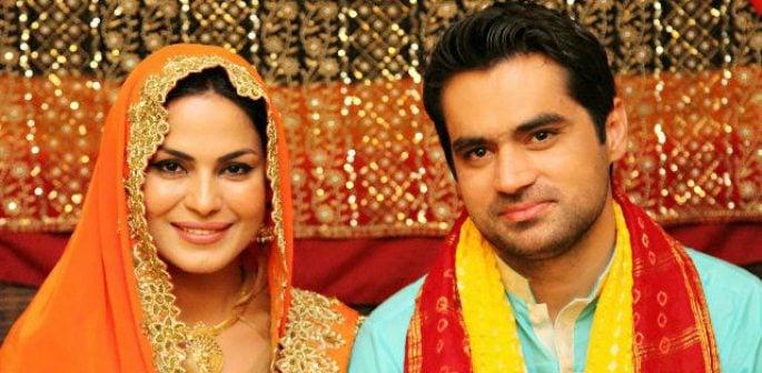 Veena Malik Forgives Husband After Filing For Separation