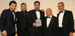 Winners of the Asian Business Awards 2017