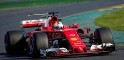 Sebastian Vettel wins first 2017 Australian F1 GP