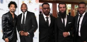 The British Ethnic Diversity Sports Awards 2017