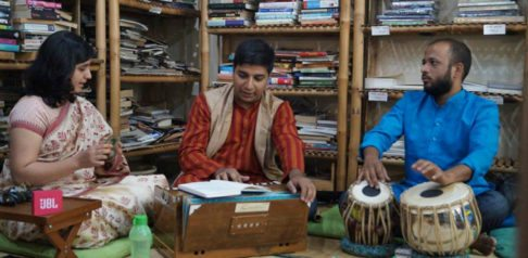 Baithak - The Melody of Pune's Mandar and Dakshayani