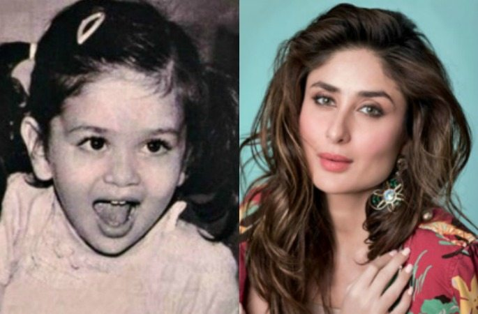Cute & Adorable Childhood Photos of Bollywood Celebrities