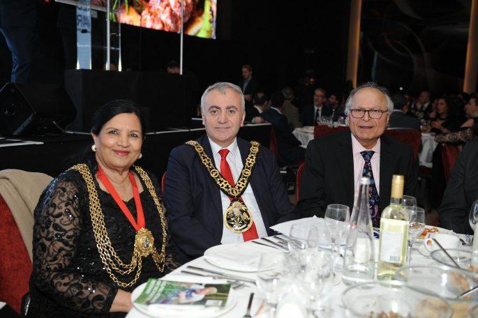 ब्रिटिश कबाब अवार्ड्स 2017 के विजेता