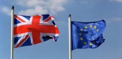 યુકેના વડા પ્રધાને આર્ટિકલ 50 અને 'બ્રેક્ઝિટ' શરૂ કર્યા
