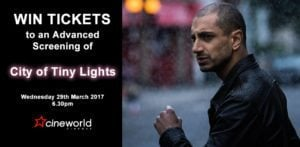 Win Tickets to see City of Tiny Lights