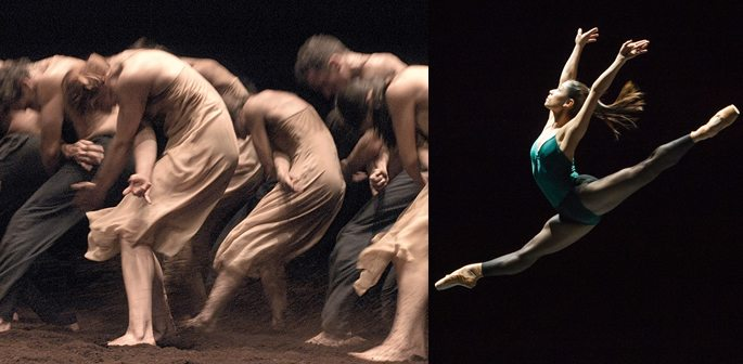 English National Ballet Triple Bill with Bausch, Forsythe & van Manen