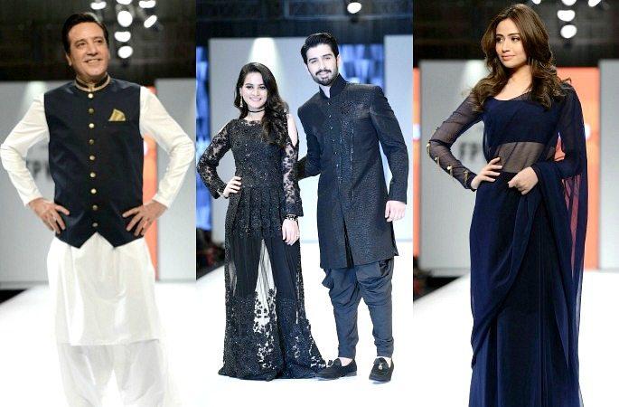 Highlights of Fashion Pakistan Week Spring/Summer 2017