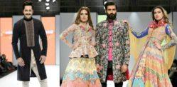 फैशन पाकिस्तान वीक स्प्रिंग / समर 2017 की मुख्य विशेषताएं