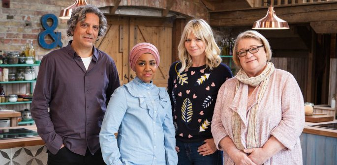Nadiya Hussain to host The Big Family Cooking Showdown