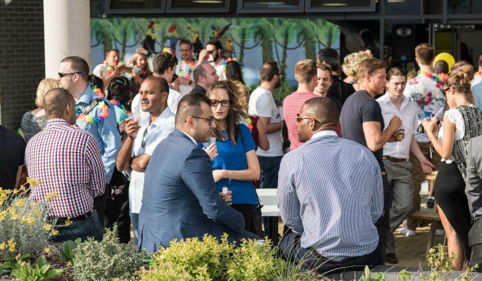 इनोवेशन बर्मिंघम: पूरे ब्रिटेन में डिजिटल स्टार्ट-अप को जोड़ना