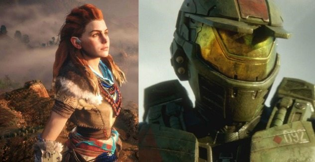 Horizon Zero Dawn vs. Halo Wars 2 ~ Comparing Console Exclusives