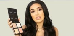 3D Highlighter Palette by Huda Beauty is a Must Have