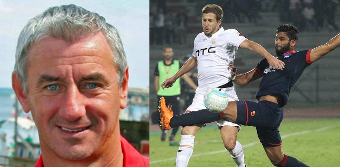 Ian Rush Says Indian Football Heading in Right Direction