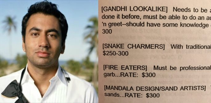 Kal Penn Exposes Indian Stereotyping he faced in Hollywood