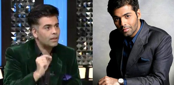 Karan Johar admits Nepotism exists in Bollywood in Viral Video