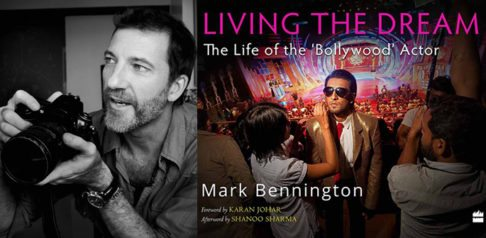 Bollywood Photos never seen before in Mark Bennington's Book