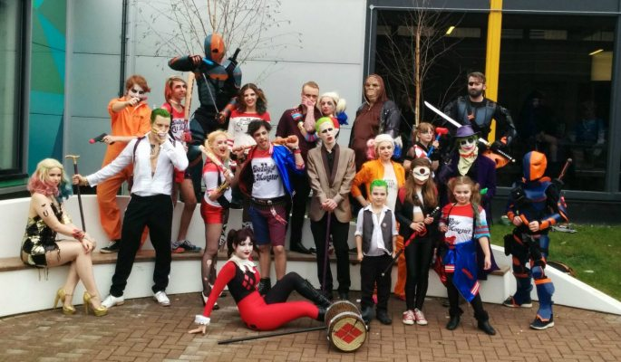 MCM Birmingham Comic Con March 2017 Highlights
