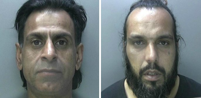 Men Jailed for Hiding Sawn-Off Shotguns in Car