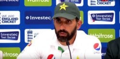 Misbah-Ul-Haq Calls for Lifetime Bans on Spot-Fixing Scandals