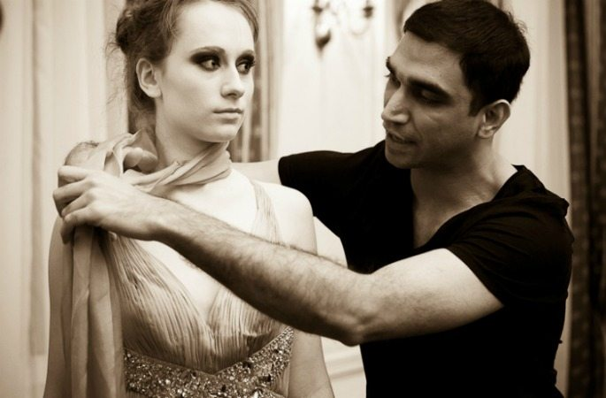 Omar Mansoor ~ The British-Pakistani designer who dresses Royalty