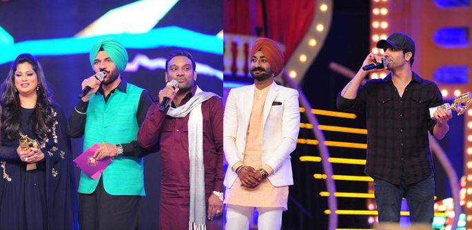PTC Punjabi Music Awards 2017 Winners