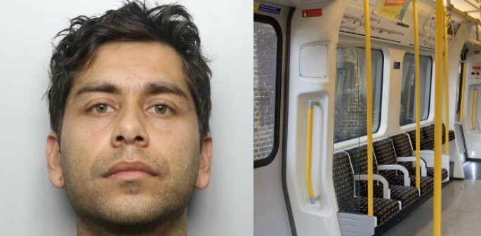 Pervert jailed and being deported for Filming up Women's Skirts
