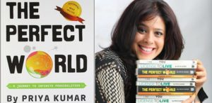 Priya Kumar ~ Motivational Writer and Speaker
