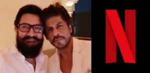 کیا ایس آر کے اور عامر خان نے نیٹ فلکس میٹنگ میں فلمی حقوق پر تبادلہ خیال کیا؟