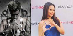 இந்தியாவின் ஜஸ்டின் பீபரின் நோக்கம் உலக சுற்றுப்பயணத்தில் சோனாக்ஷி சின்ஹா நிகழ்த்தவுள்ளார்