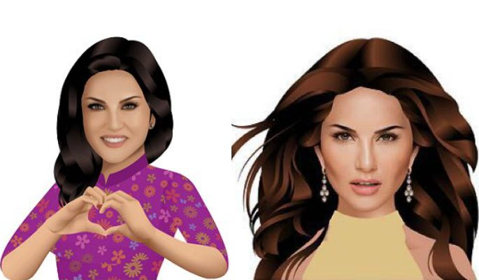 Sunny Leone launches her own Social Media Sexy Emojis