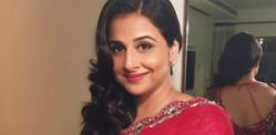 Vidya Balan Speaks Out against Pregnancy Rumours