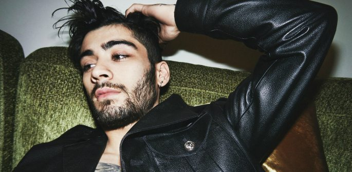 Gigi photographs Zayn Malik for Versus Versace