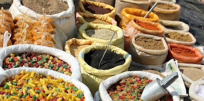 History of Garam Masala Market