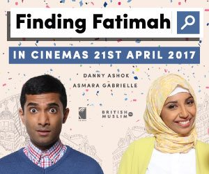 Finding Fatimah in Cinemas April 21st 2017