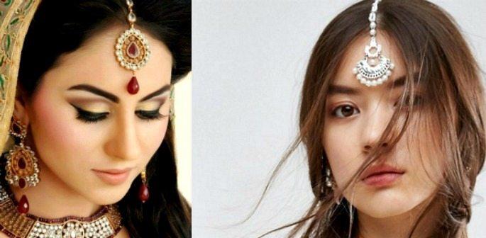 ASOS labels Maang Tikka as Chandelier Hair Clip