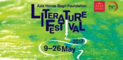 Asia House Bagri Foundation Literature Festival 2017