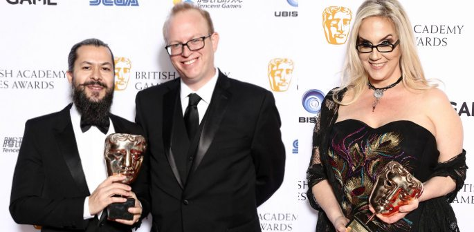 BAFTA Gaming Awards 2017 Winners and Highlights