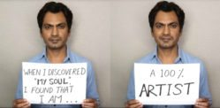 Nawazuddin Siddiqui Shuts Down Discrimination with Powerful DNA Video