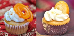 5 Amazing Cupcake Flavours with a Desi Twist