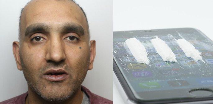"""Drug Dealer Jailed for Selling """"Banging"""" Heroin on Streets"""