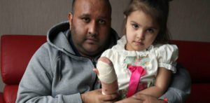 Four-Year-Old Girl has Surgery after Scissor Attack at Nursery
